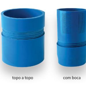 TUBO PRESSÃO ROSCADO DE REVESTIMENTO